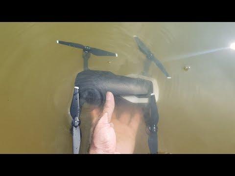 My DJI Mavic Air - Fix Down of Water - Revive or sacrifice ?
