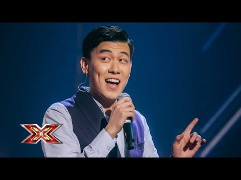 "Адильхан Макин. ""Perfect"". (Ed Sheeran). X Factor Kazakhstan. 7 Сезон. Эпизод 11"