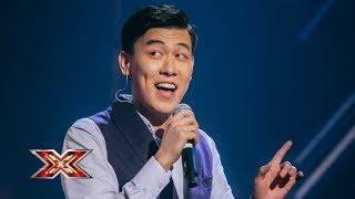 "Адильхан Макин. ""Perfect"". (Ed Sheeran). X Factor Kazakhstan. 7 Сезон. Эпизод 11 Video"