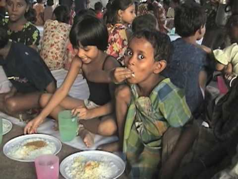 Tanya Pinto Helps Needy Children in India's Slums