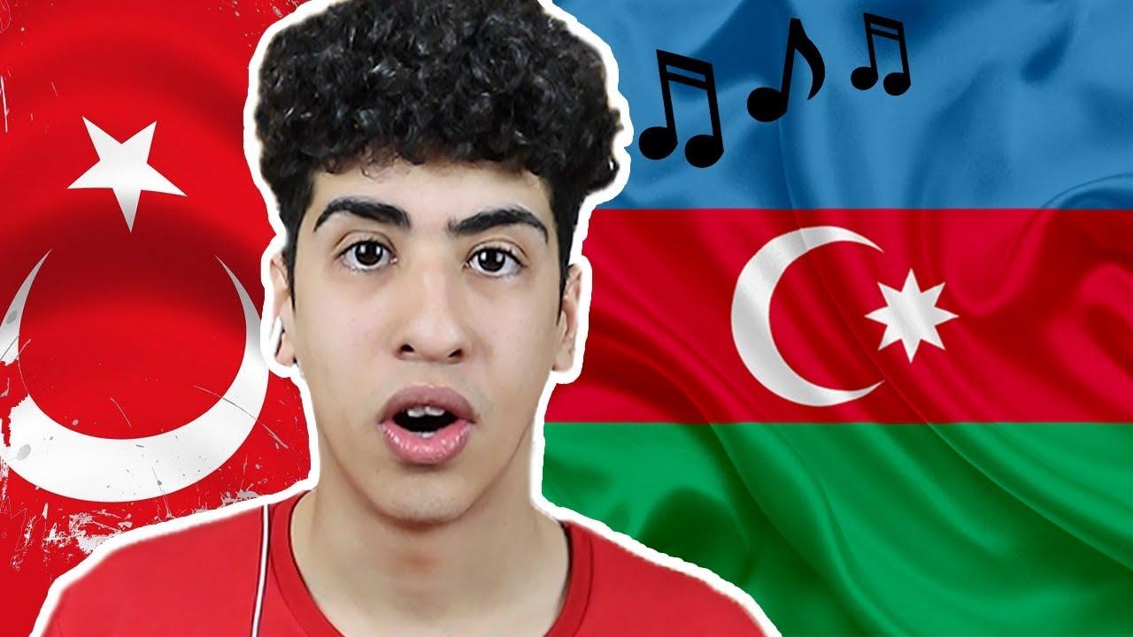 AZERBAYCAN ŞARKISI DİNLEYEN BİR TÜRK !