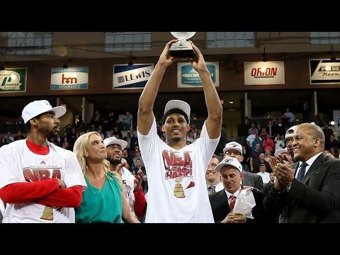 Finals MVP Jarnell Stokes Carries Skyforce to First NBA D-League Title