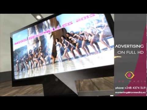 Ion Media Limited  TV Screen Advertising - Seychelles