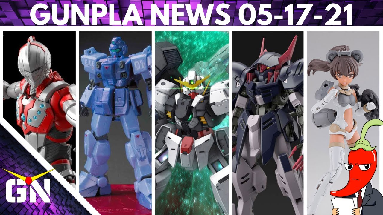MG Virtue Release Date & Price, A New IBO Kit, More 30MM Sister | Gunpla News