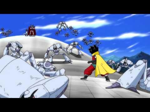 Dragon Ball Heroes JM2 Opening 【HD】