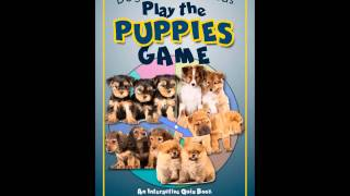 Dog Books For Kids- Play The Puppies Game To Learn All About Puppies