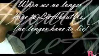 Avant Ft. Nicole Scherzinger - Lie About Us with lyrics