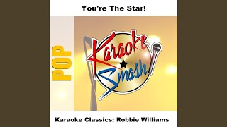 No Regrets (Karaoke-Version) As Made Famous By: Robbie Williams