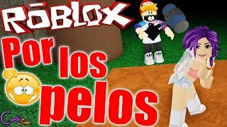 HOW TO GET RID OF THE BEAST BY THE HAIRS FLEE THE FACILITY ROBLOX CRYSTALSIMS
