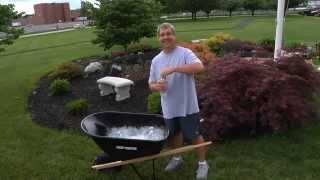True Temper's National Gardening Exercise Day Wheelbarrow Workout