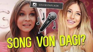 """DAS denkt DAGI über BIBIS SONG """"WAP BAP"""" l GLOWCON mit Shirin David, Dagi & Co"""
