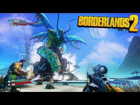 BORDERLANDS 2 REMASTERED - A NEW BEGINNING STORY! (BL2 Remastered Gameplay  Part 1)