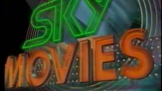 Sky Movies Continuity & The Movie Channel Preview May 1991