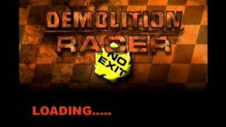 Demolition Racer No Exit Gameplay Dreamcast