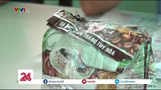 Cà phê giả ở Phú Yên - Tin Tức VTV24