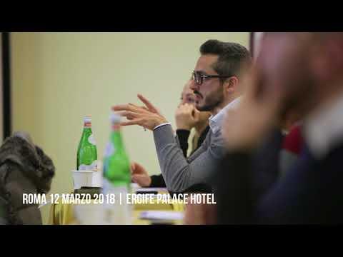 Unica data ufficiale marketing01 - Roma 12 Marzo 2018 - ERGIFE Palace Hotel