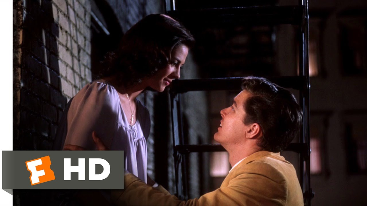west side story and romeo and juliet character comparison