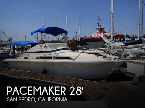 [UNAVAILABLE] Used 1973 Pacemaker 28 Sportfisherman in San Pedro, California