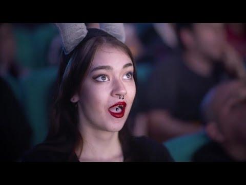 Girls in Kiev Major DOTA 2