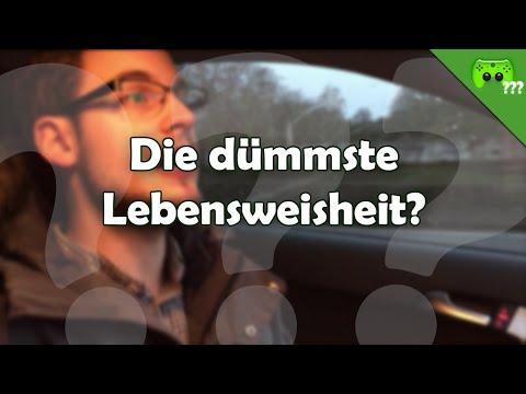 DIE DÜMMSTE LEBENSWEISHEIT? 🎮 Frag PietSmiet #578