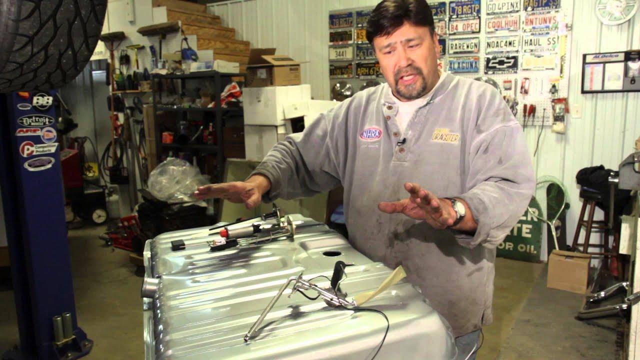 Terminator EFI Speed Density 4 Barrel Square Bore 950 CFM