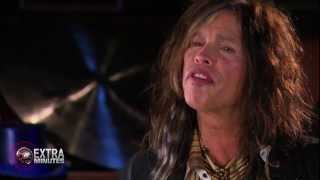 EXTRA MINUTES - AEROSMITH (Extended interview with Steven Tyler)