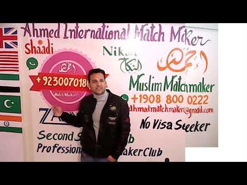 Matrimonial usa muslim dating