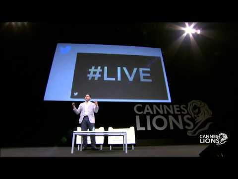 CyberCannesLions LIVE:  Twitter  #Live Storytelling
