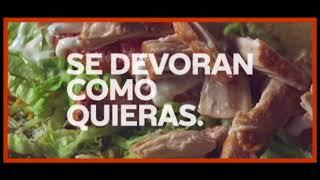 Subway Chicken Caesar Wrap 15ss...