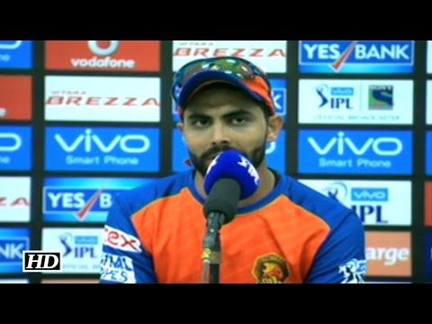 IPL 9 GL vs RPS: Jadeja Happy To Beat Dhoni's Pune Team