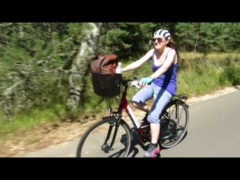 Vlog 9: Cycling The Curonian Spit (Day 1)