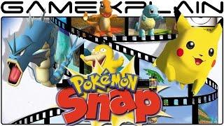 Pokémon Snap - Game & Watch (Wii U Virtual Console)