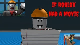 If Roblox had a movie