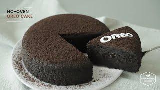 三種材料輕鬆製作 Oreo 奧利奧海綿蛋糕!(免烤箱食譜)