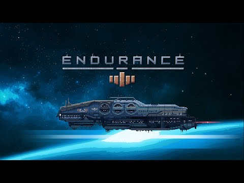 Endurance - space action - Release Trailer(iOS/Android)