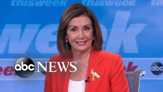 Trump will 'be impeached forever': Pelosi | ABC News