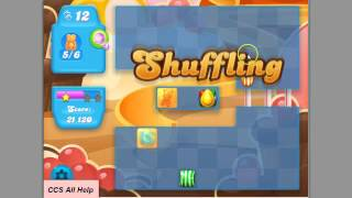 Candy Crush SODA SAGA level 95 No Boosters