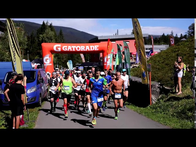 Mizuno Trail Running Cup 2020 - Dolní Morava - video