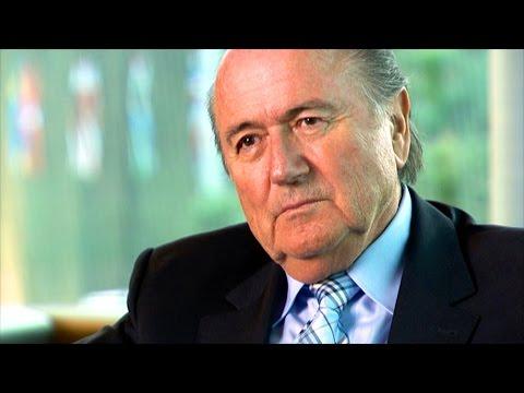 Sepp Blatter im Interview (2007) - Wie korrupt ist die FIFA? (dbate)