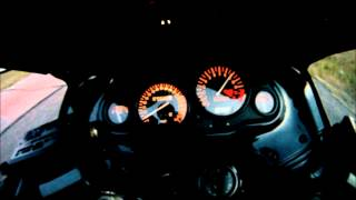1997 Kawasaki Ninja ZX-11 Vance and Hines