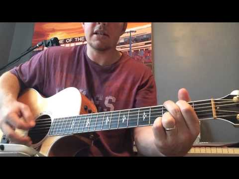 Find Out Who Your Friends Are - Tracy Lawrence (instructional / chords)