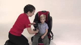 BRITAX PIONEER 70 Installation Videos
