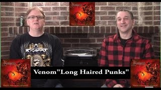 Venom Long Hair Punks Track Review- The Metal Voice