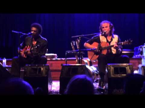 Theessink, Hans & Terry Evans - Shelter From The Storm; Dortmund, Live 2015-05-06
