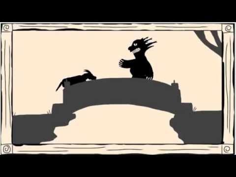 3 Billy Goats Gruff song (Grumpy Old Troll)