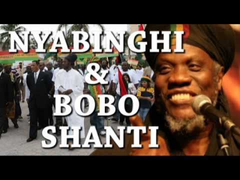 NYABINGHI & BOBO SHANTI