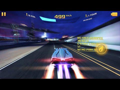 Asphalt 8 Saison 9 Lamborghini Egoista 1 04 977 Youtube