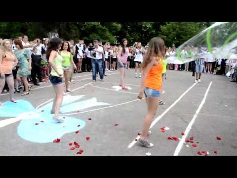 Видео, Хип-хоп на последний звонок16 школа