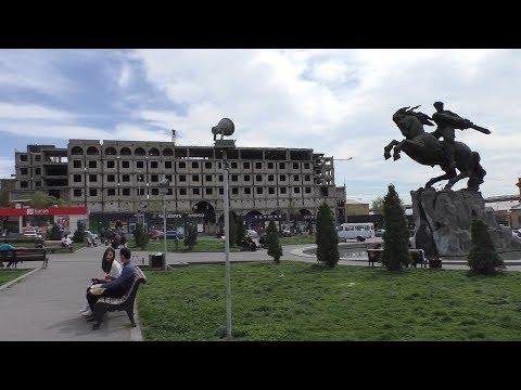 Yerevan, 10.04.18, Tu, Video-1, Kayaran, Artsakhi poghots.