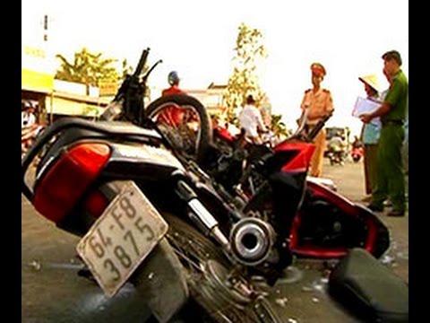 THVL | Tai nạn giao thông liên hoàn tại Cà Mau, 1 người tử vong